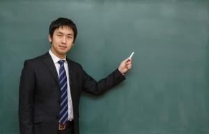 男性の家庭教師